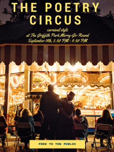 Poetry Circus Flyer